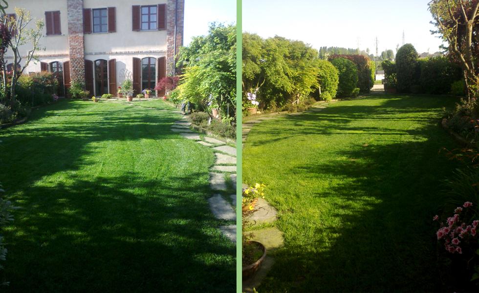 Area Verde manutenzione giardini