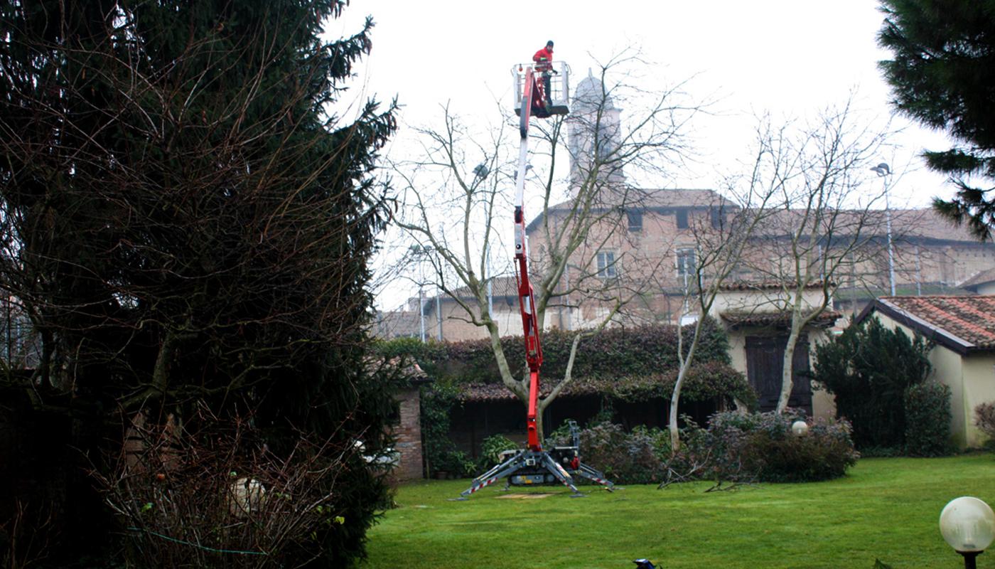 giardinieri pavia